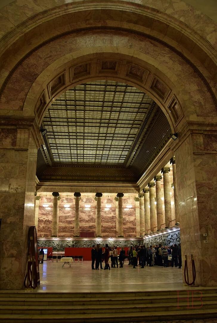 Мраморный зал РЭМ - великолепное место для познавательных дегустаций