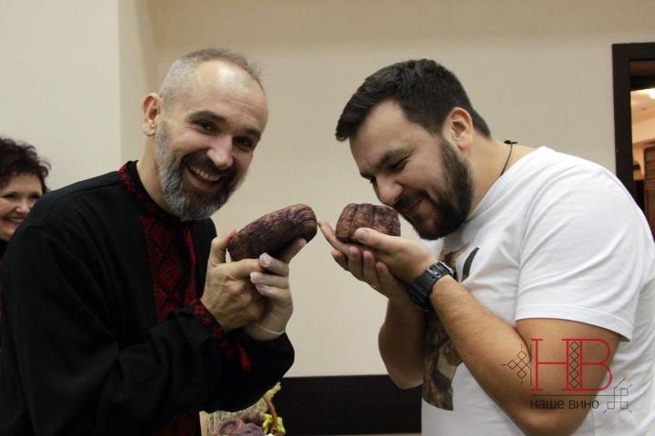 Андрей Серков и Николай Скиба