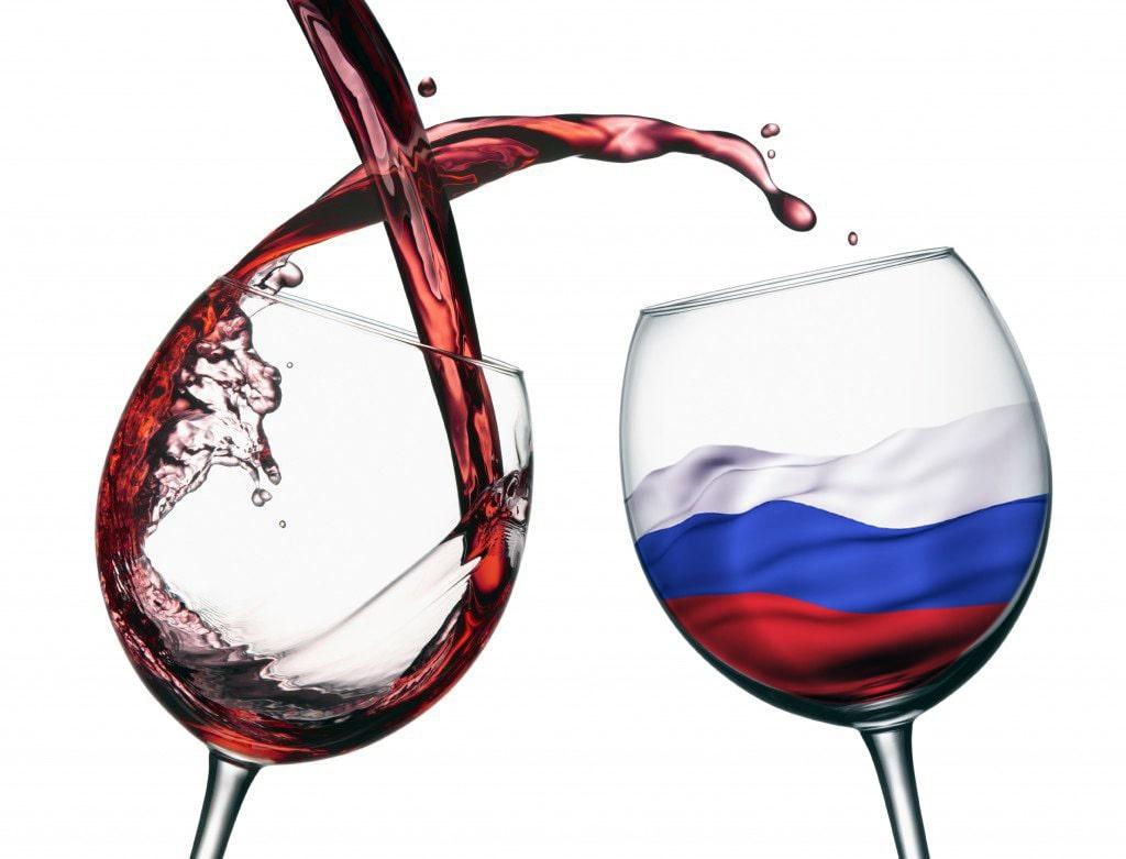 Российский рынок вина догнал французский