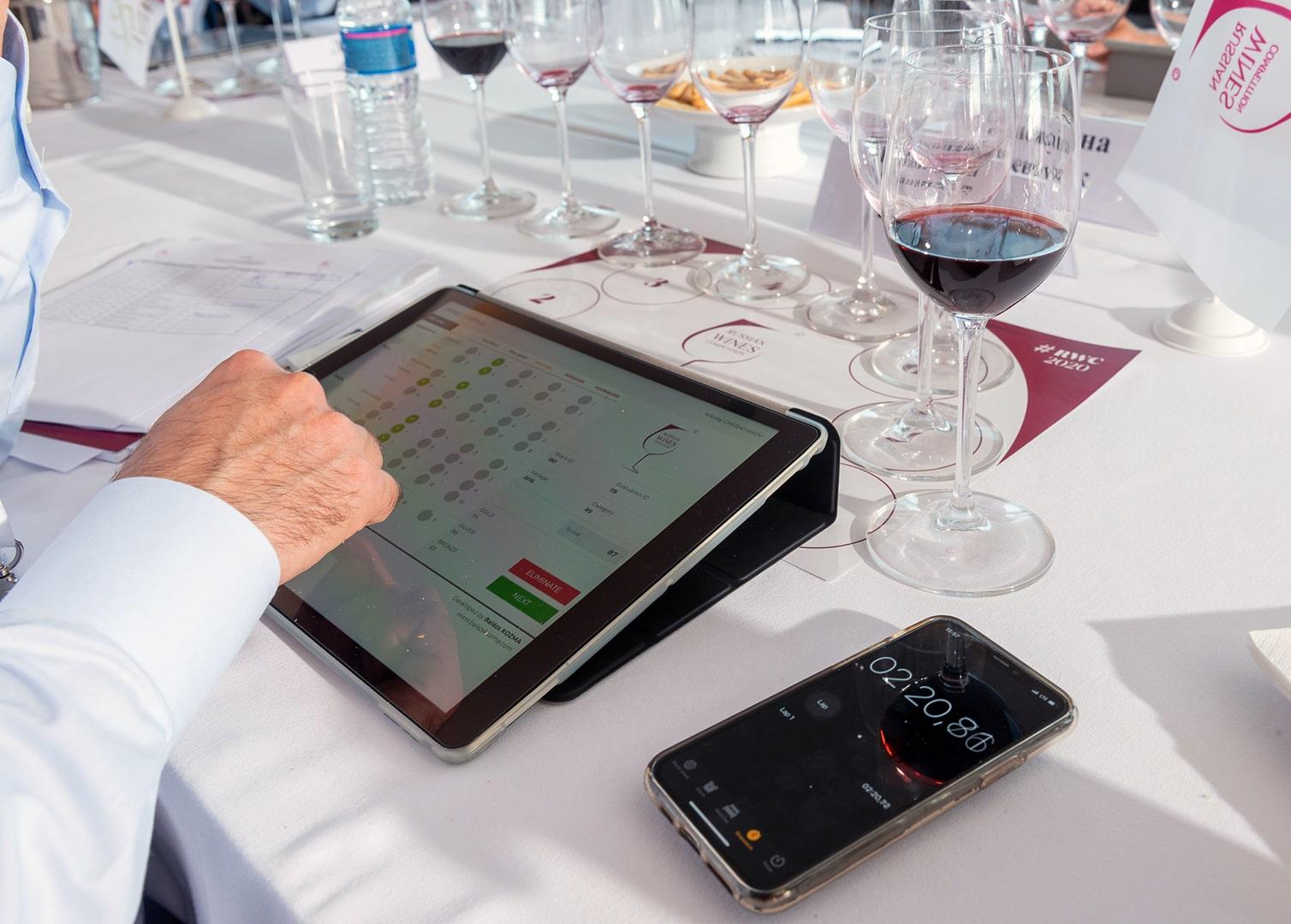 Программа Wine Compass