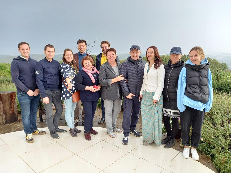 Первая группа в Краснодаре!