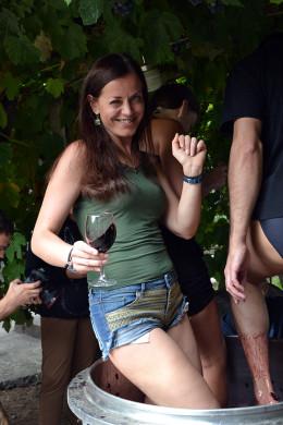 Рок-н-ролл в виноградном соку!