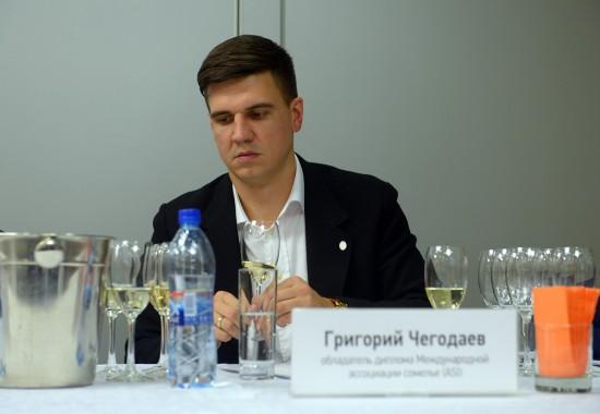 Григорий Чегодаев