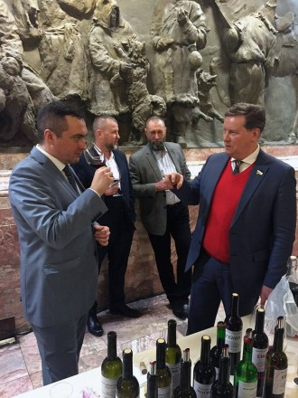 Дмитрий Ковалёв, Валерий Поматов, Олег Губенко, Олег Нилов
