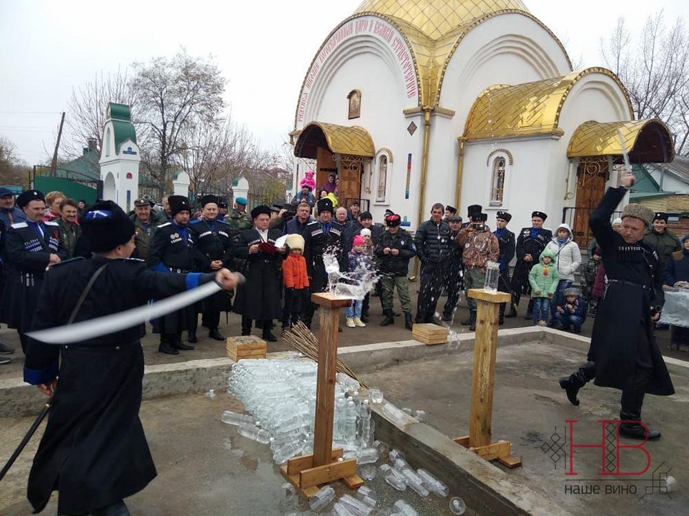 """На первом празднике """"Чихирь Иваныч"""" в 2018 году"""