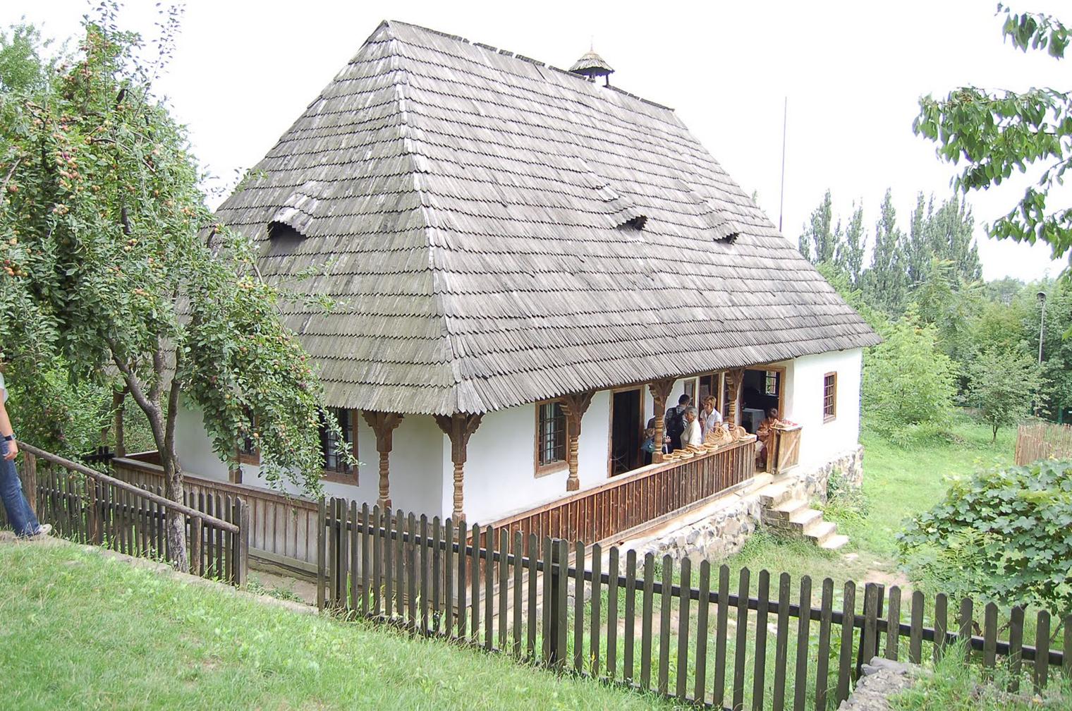 Дом в Закарпатье