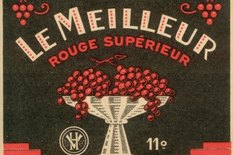 Под такими этикетками продавались вина 100 лет назад