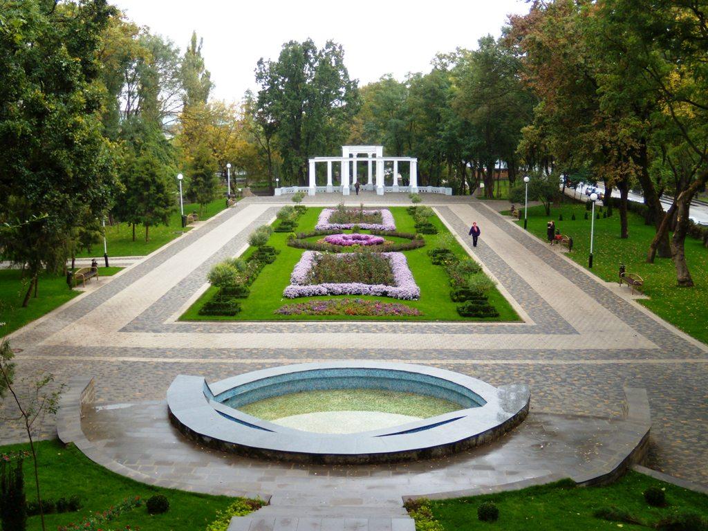 Краснодар, городской сад