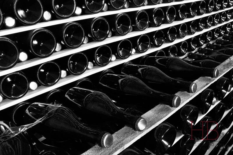 Игристые вина - особая гордость винодельни