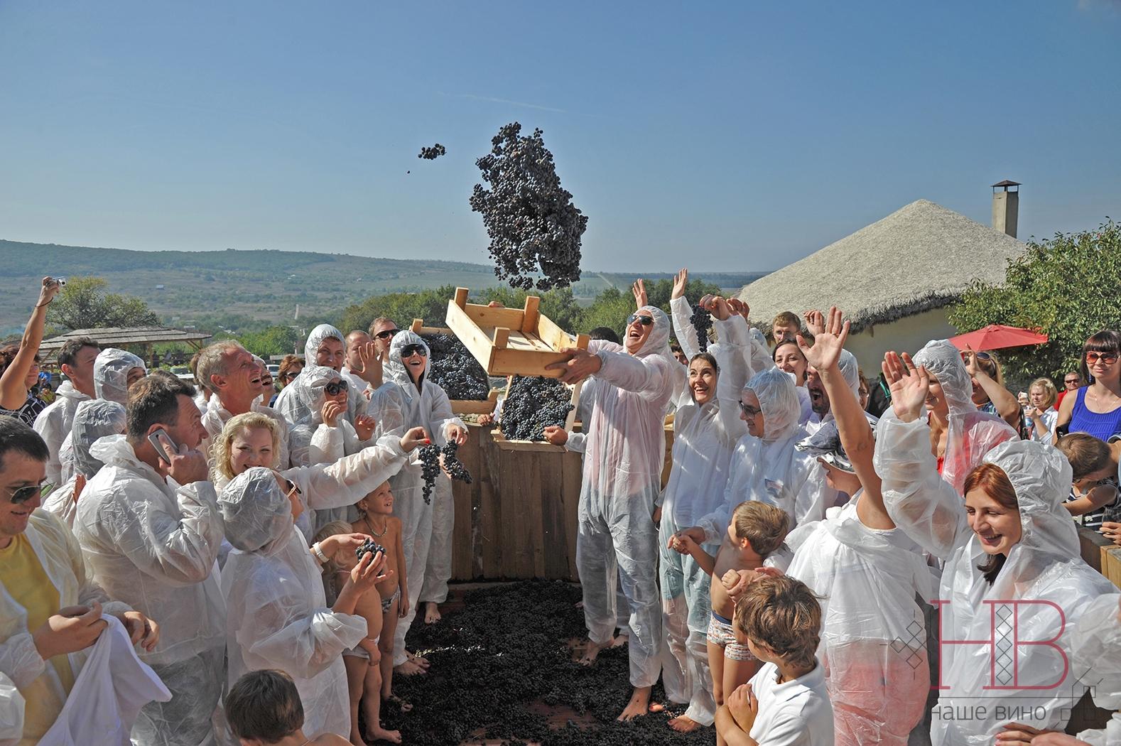 Праздник сбора урожая у Яниса Каракезиди под Анапой
