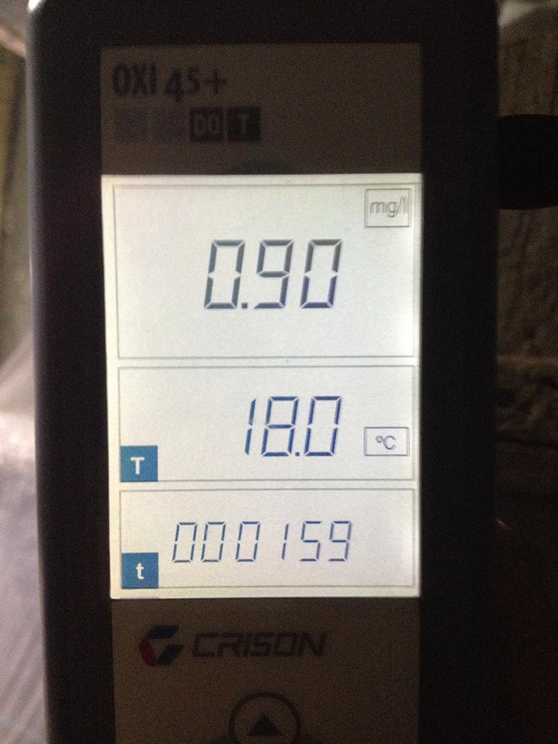 Рис. 5 Концентрация О2 в вине перед розливом должна быть по возможности < 1 мг/л.
