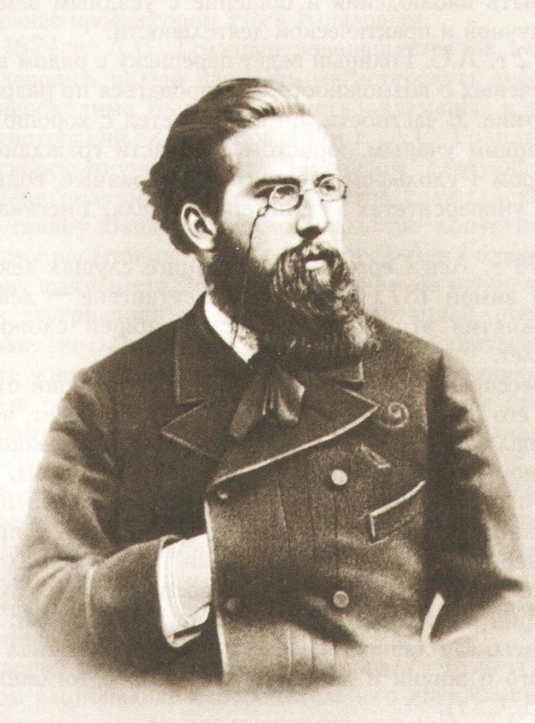 Голицын в 1870-х годах