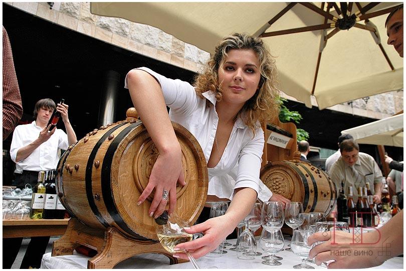 Традиционный фестиваль WineFeoFest