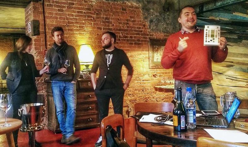 Надежда Кирпиченкова, Игорь Ершов, Андрей Трефилов, Дмитрий Ковалев. Инструктаж перед стартом