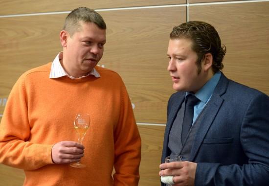 Денис Пузырев и Илья Волошин
