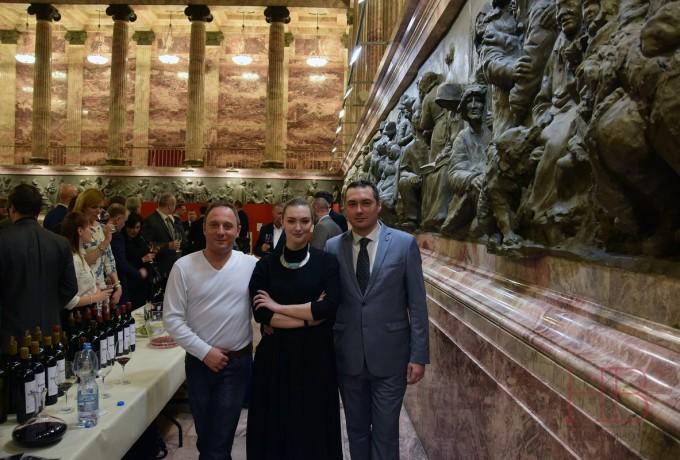 Антон Губанов, Надежда Кирпиченкова, Дмитрий Ковалёв