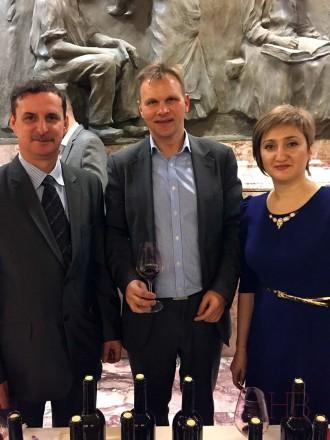 Николай Молчанов, Денис Войтов, Елена Молчанова