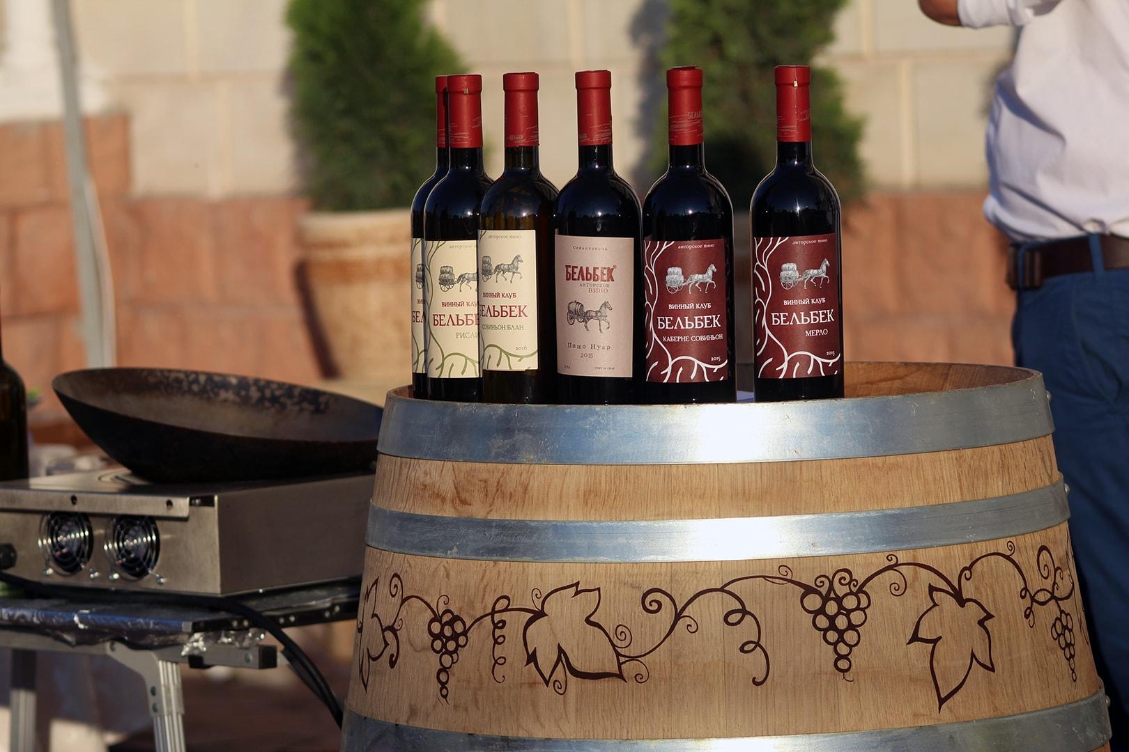 Новые вина Бескоровайного