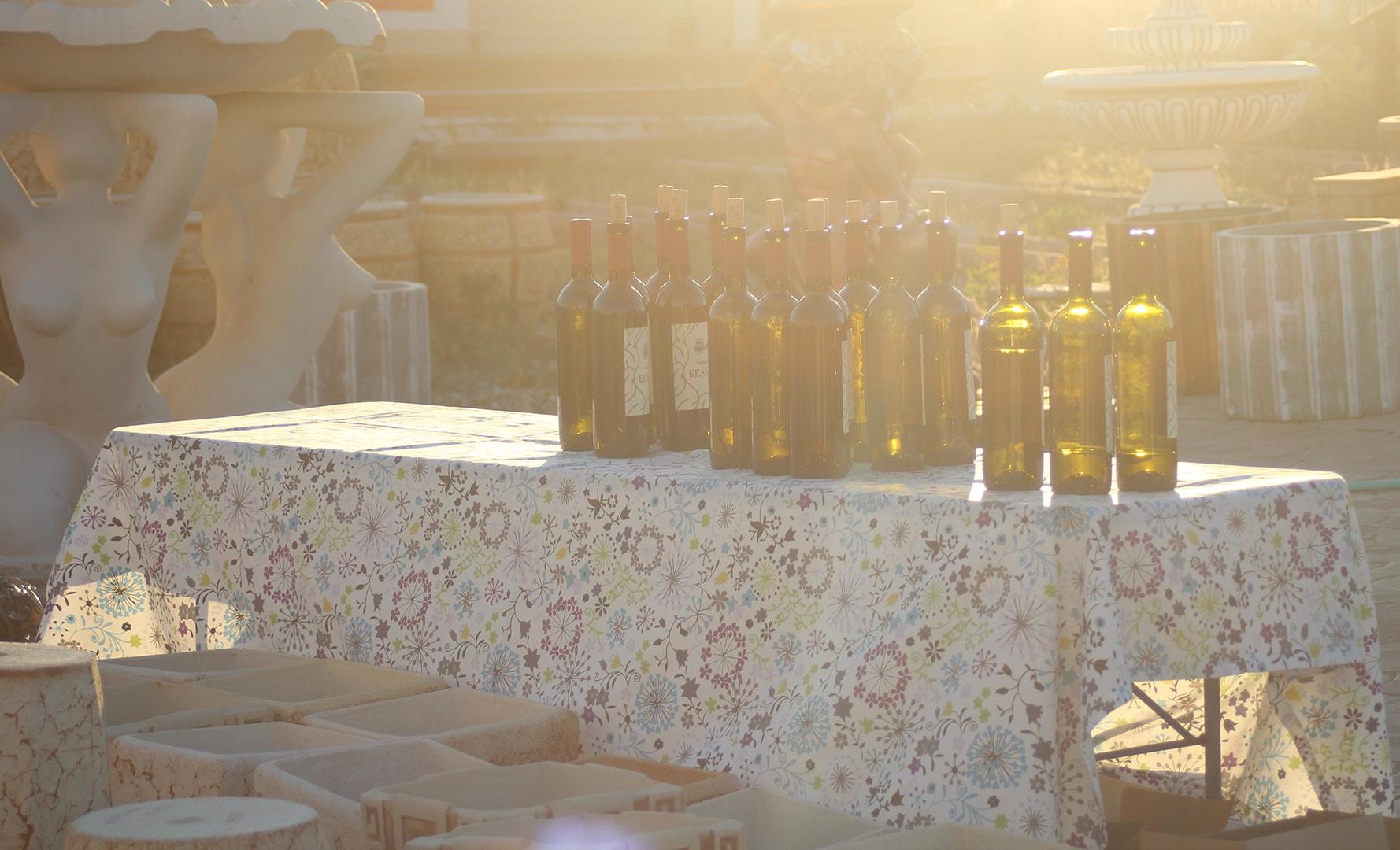 В майском Севастополе солнца избытком