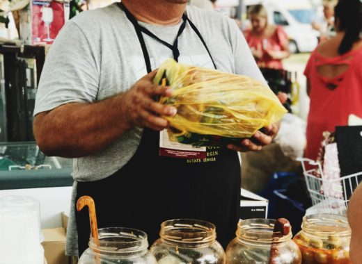 Выставка хозяйств на фестивале In Vino Veritas