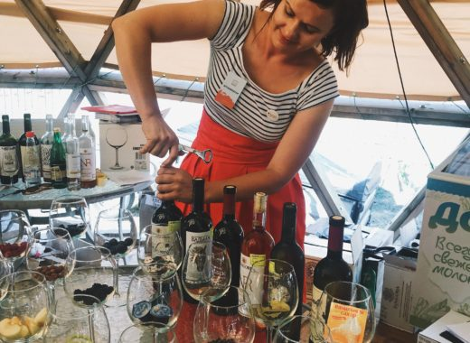 Wine Stories: ароматы вина — почувствуй запах на вкус