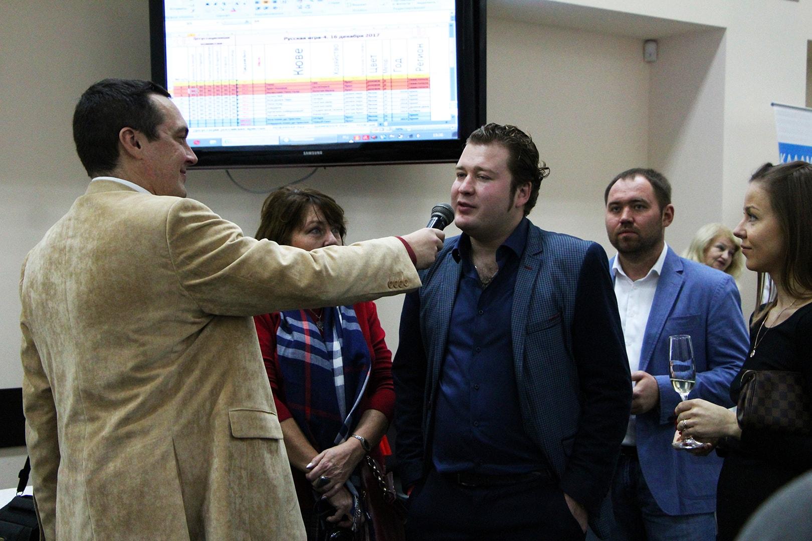 Илья Волошин - комментарий победителя