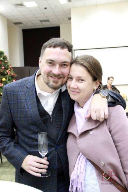 Дмитрий Ковалев и Анастасия Бурдинская