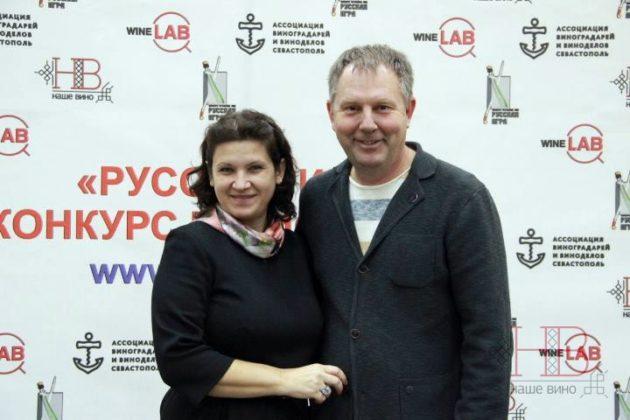 Владслав и Инга Дудка