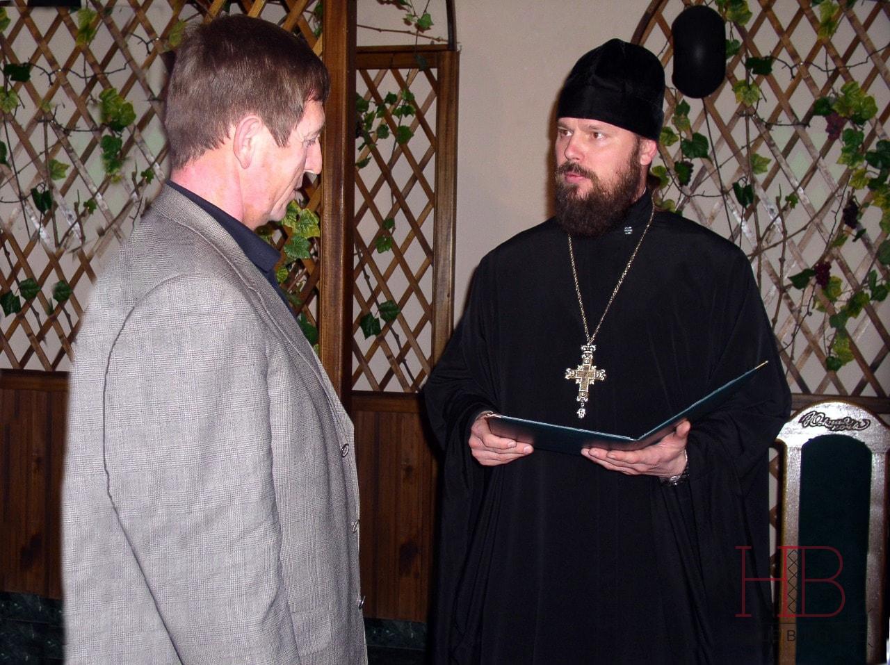 Церковно-научная дегустация 2003. Награждение победителей