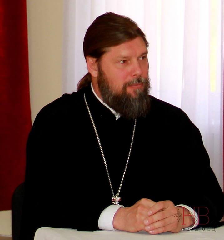 Отец Александр Игнатов